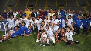 Menemenspor, TSYD Kupası zaferiyle morallendi