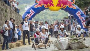 Red Bull Formulaz'a bir hafta kaldı