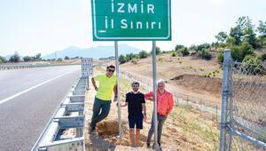İstanbul il sınırından İzmir il sınırına kronometre tuttuk 3 saat 35 dakika ve479.10 lira