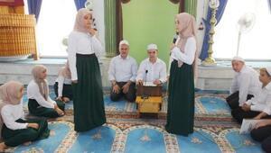 Burhaniyede yaz Kuran kursu tamamlandı