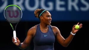 Serena Williams - Osaka (ÖZET)