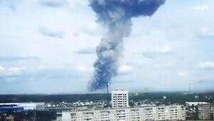 Rusyada askeri birlikte meydana gelen patlamanın ayrıntıları belli oldu