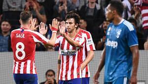Atletico Madrid, Juventusu Joao Felixle yıktı