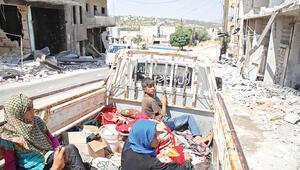 İdlib bayrama acı içinde giriyor