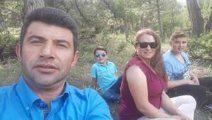 Traktöre çarpan otomobildeki anne-oğul öldü, baba-oğul yaralı