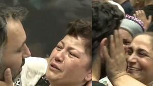 Son dakika Kaçırılan denizciler Türkiyede... Havalimanında sevinç gözyaşları