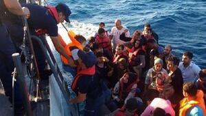 Edirnede 77 kaçak göçmen yakalandı
