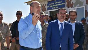 Cumhurbaşkanı Erdoğan askerlerin Kurban Bayramını tebrik etti