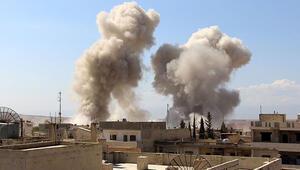 Rejim güçleri İdlibde bir beldeyi kontrol altına aldı
