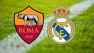 Roma Real Madrid maçı ne zaman saat kaçta ve hangi kanalda