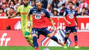 Yusuf Yazıcı siftah yaptı, Lille kazandı: 2-1 | MAÇIN ÖZETİ