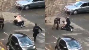 Sarı Yelekli eylemciyi önce sivil polis, ardından üniformalılar dövdü