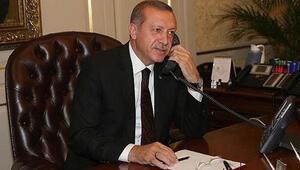 Cumhurbaşkanı Erdoğandan liderlere bayram tebriği