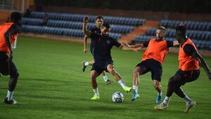 Medipol Başakşehirde Olympiakos maçı hazırlıkları