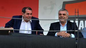 Dursun Özbekten Galatasarayı şok eden karar