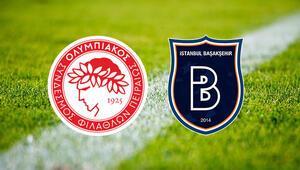 Olympiakos Medipol Başakşehir maçı ne zaman, saat kaçta, hangi kanalda
