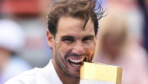 Rogers Cup Nadalın