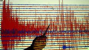 Son dakika... Yunanistanda 4.7 büyüklüğünde deprem