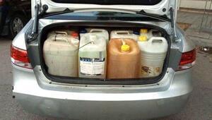 Komşu ülkede benzin kuyrukları oluşturmuşlardı: Yine başladı