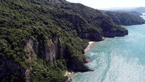 Türkiyenin 80 milyon yıllık lav sütunlarına ilgi