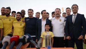 Yeni Malatyaspor tura inanıyor