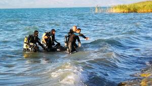 İznik Gölünde kaybolan gencin cesedine ulaşıldı