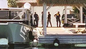 Epstein'ın adasına baskın