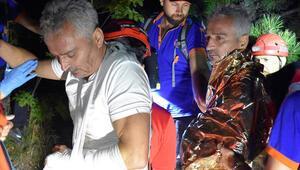 Nefes kesen kurtarma Mangal için gitmişlerdi, arkadaşı son çare bunu yaptı