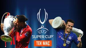 UEFA Süper Kupa, İstanbulda sahibini buluyor iddaada oynanması gereken...