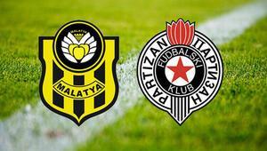 Yeni Malatyaspor Partizan maçı ne zaman saat kaçta hangi kanalda yayınlanacak