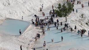 Pamukkalede 3 milyon turist beklentisi
