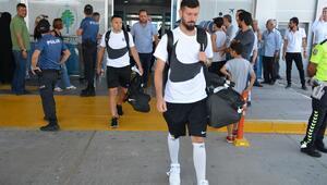 Partizan kafilesi Malatyaya geldi