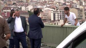 Bakan Kasapoğlu, intihardan vazgeçirdi