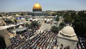 Filistin yönetiminden Mescid-i Aksadaki statükonun değiştirilmesi çağrısına kınama