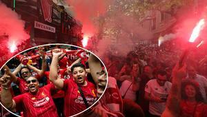 İstanbul karnaval yerine döndü