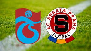 Trabzonspor Sparta Prag rövanş maçı ne zaman saat kaçta ve hangi kanalda