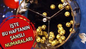 MPİ Şans Topu sonuç sorgulama ekranı 14 Ağustos Şans Topu çekilişi tamamlandı