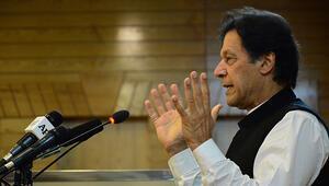 Son dakika... Pakistan Başbakanı Handan Keşmir açıklaması
