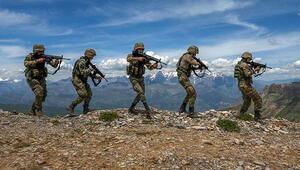 Erzincan'daki çatışmanın detayları ortaya çıktı 70 metrelik halatla tırmanılıyor…