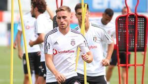 Beşiktaşta Sivasspor hazırlıkları sürüyor 5 eksik...