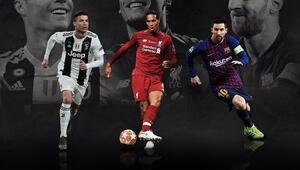 Avrupada Yılın Futbolcusu Ödülü için finalistler belli oldu