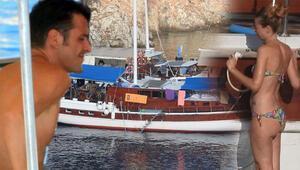 Ünlü oyuncu Marmariste... Günlük 950 Euroya tatil