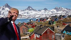 ABD Başkanı Trumpın Grönlandı satın almak istediği öne sürüldü