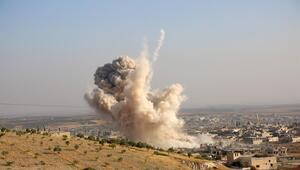 Rusya: ABD, Moskova ve Ankaraya bildirimde bulunmadan İdlibe saldırdı