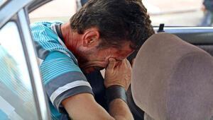 Antalya'da akılalmaz olay El frenini çekip 'devletten kaçılmaz' dedi ama…
