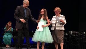 Genç yetenekler Macaristan'dan iki ödülle döndü