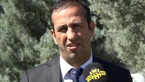 """Yeni Malatyaspor Başkanı Adil Gevrek: """"Hakem turu alıp onlara verdi"""""""