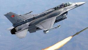 MSB duyurdu Kuzey Irak'taki kritik hedefler vuruldu…