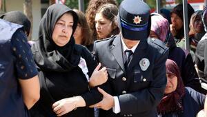 Şehit polis Ulaş, Tokatta son yolculuğa uğurlandı