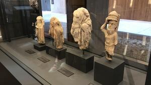 5 bin yıllık medeniyetin izleri Troya Müzesi'nde…
